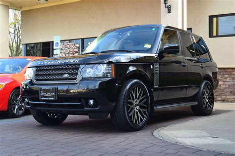Modifikasi Land Rover Range Rover by 2011 Land Rover Range Rover Hse Pre Owned