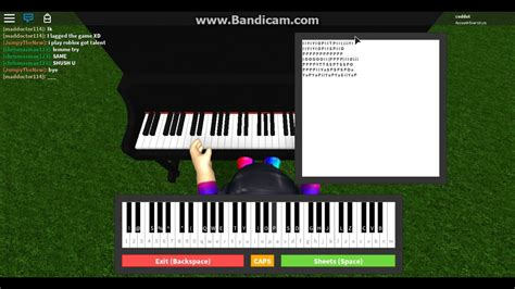 Roblox Got Talent Sheet Music Roblox Sheet Music Piano Best Music Sheet