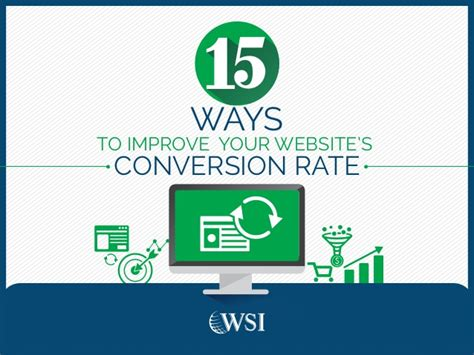 Ways Improve Your Website Conversion Rate