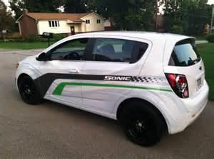 Custom Chevy Sonic Hatchback
