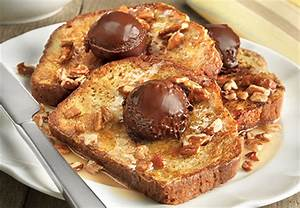 ALDI US Banana Bread French Toast with Chocolate Butter