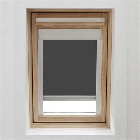karwei rolgordijn velux karwei dakraamrolgordijn grijs 7004 78 x 98 cm