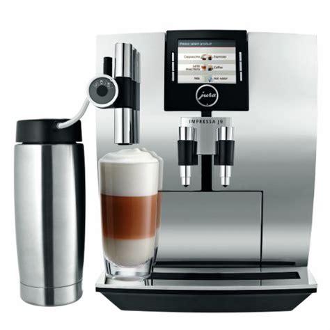 jura impressa j9 test kaffeevollautomattest
