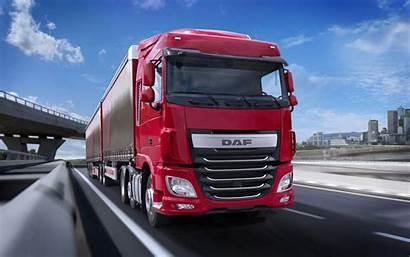 Daf Truck 4k Trucks Wallpapers Xf Semi