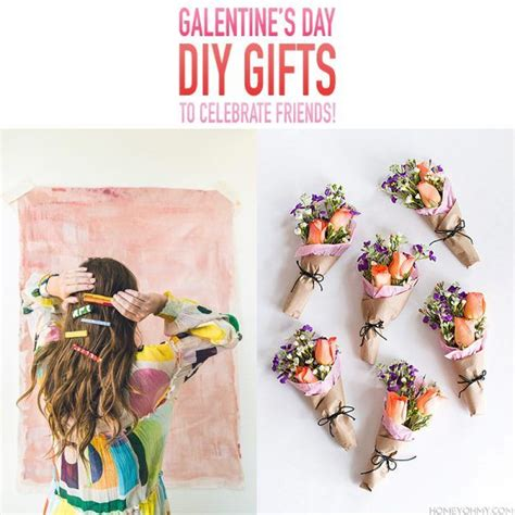 GALENTINE'S DAY DIY GIFTS To Celebrate Friends in 2020 ...