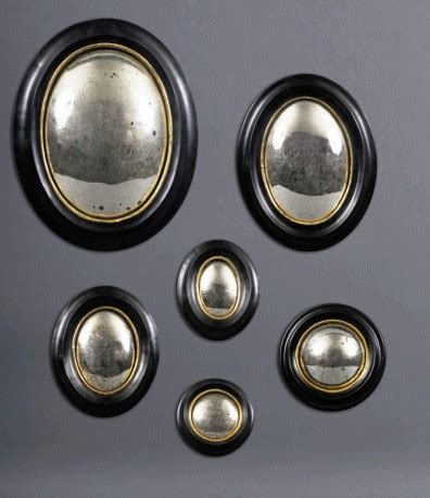 plateau de bureau bois miroir sorcière miroir de sorcière sorciere sorcières