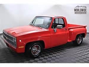 Photos - Com Chevrolet Pickup 1981 Chevrolet Pickup C10 Deluxe 36277