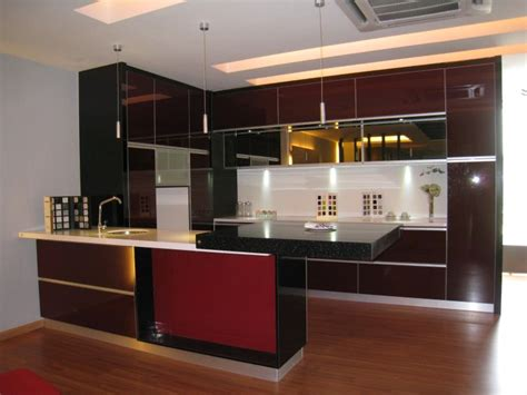 design kitchen kabinet model lemari kitchen set dapur rumah terbaru 2017 desain 3185