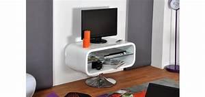 Meuble Tv Petit : petit meuble tv design maison design ~ Teatrodelosmanantiales.com Idées de Décoration