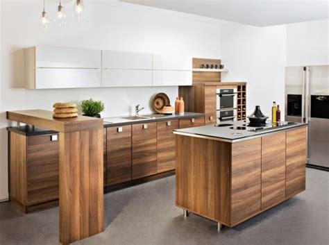 construire ilot central cuisine îlot central de cuisine en 30 idées originales