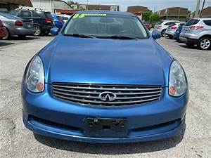 2005 Used Infiniti G35 Coupe 2dr Coupe Manual At Best