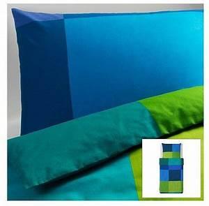 Ikea Bettwäsche 140x200 : traumhafte bettw sche aus baumwolle blau 140x200 von ikea bettw sche ~ Orissabook.com Haus und Dekorationen
