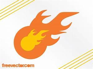 Flame Logo Template