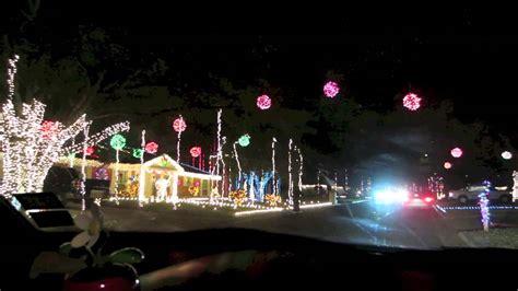 windcrest christmas lights map follow me around vlog windcrest lights