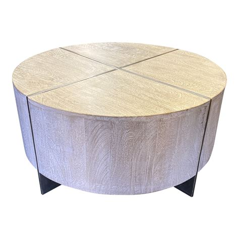 Z gallerie luxe for less accolade vase tall. Z Gallerie Clifton Round Coffee Table. Original Price: $800 | Design Plus Gallery