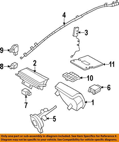 2006 Cadillac Ct Wiring Harnes by Buy 03 04 05 06 Lancer Evolution 8 Airbag Front Impact