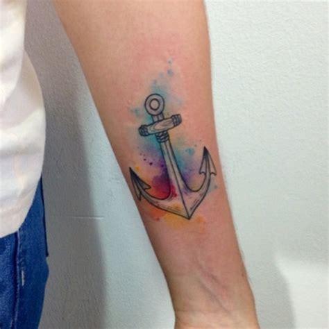 small anchor tattoo ideas  men styleoholic