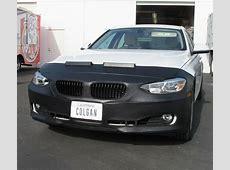 Colgan Front End Mask Bra 2pc Fits BMW 320i 20122015