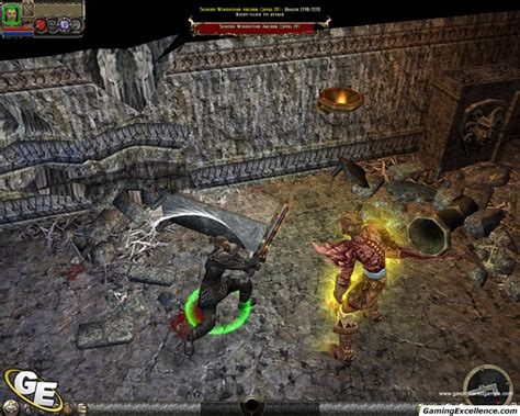 microsoft dungeon siege dungeon siege ii review gamingexcellence