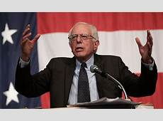 Where does Bernie Sanders, the Jewish candidate for