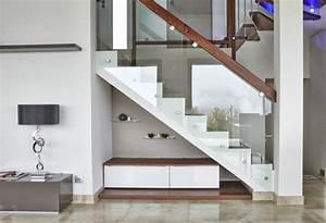 Habillage Escalier Interieur : habillage escalier b ton sur mesure marches rampes d ~ Premium-room.com Idées de Décoration