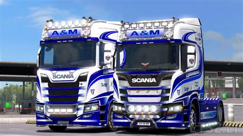 scania new generation a m commercials for scania s and r quot new generation quot ets