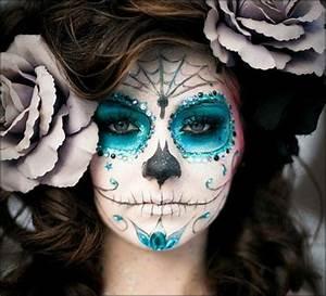 Maquillage Pirate Halloween : maquillage pirate femme halloween maquillage d halloween ~ Nature-et-papiers.com Idées de Décoration