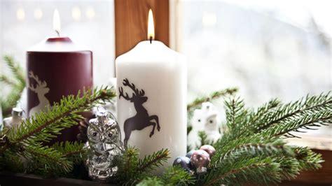Weihnachtsdeko Fenster Kerzen adventskranz selber machen tipps ideen westwing
