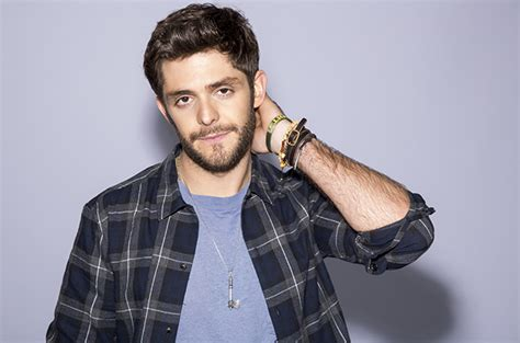 Thomas Rhett Talks Heading Down His 'own Lane' With