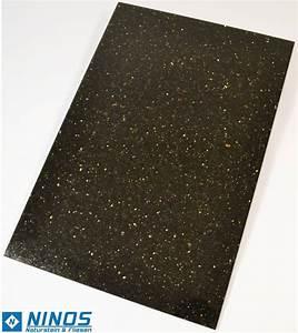 Granit Star Galaxy : black star galaxy dalles en granit de 37 90 m ninos ~ Michelbontemps.com Haus und Dekorationen