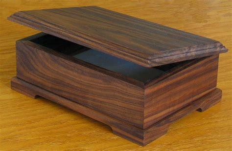keepsake box plans wood projects