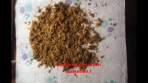 shisha tabak selber machen tabak mit geschmack selber machen