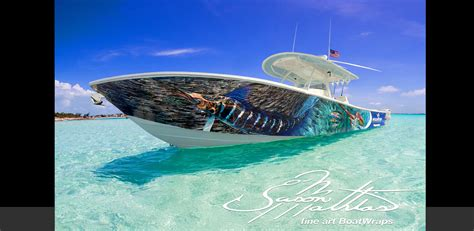 Boat Wraps Designs For Sale jason mathias studios