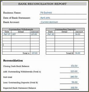 Bank Statement Csv Format