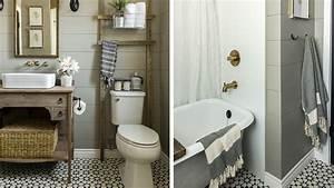 le style campagne dans la salle de bain masalledebaincom With salle de bain style campagne chic