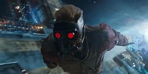 Watch Chris Pratt Try On Star-Lord's Mask For The First Time