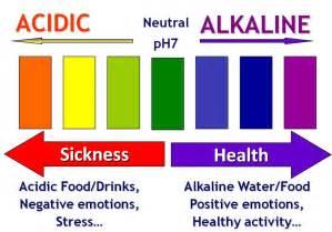 Kangen Water pH Level