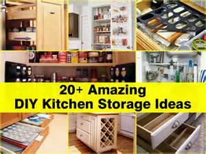 diy kitchen shelving ideas 20 amazing diy kitchen storage ideas