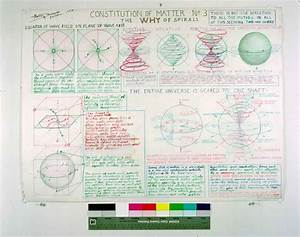 Newly Found Walter Russell Diagrams