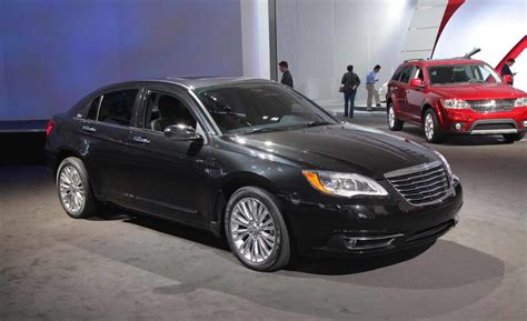 2011 Chrysler Sedan Review And Photos From
