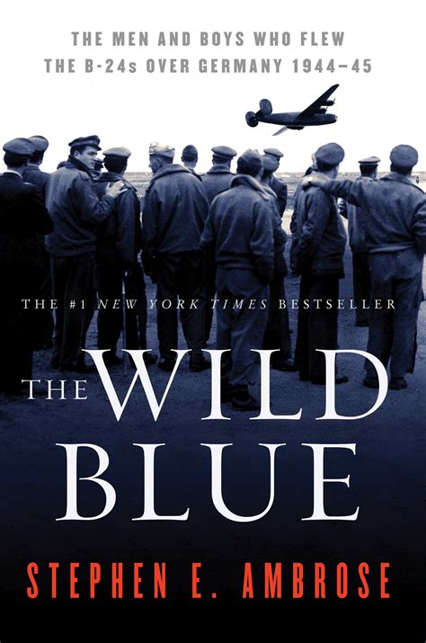 wild blue book  stephen  ambrose official