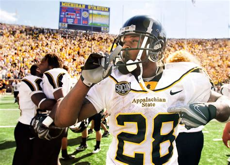App State beats Michigan 10 years ago today | Sports Channel 8