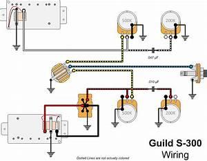 Guild Guitar Schematics Wiring Diagrams
