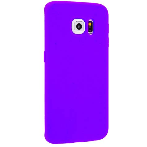 casing samsung s6edge softcase for samsung galaxy s6 edge silicone rubber soft skin