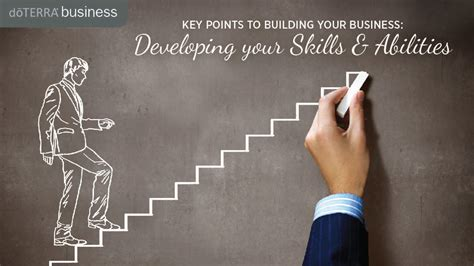 key points  building  business developing skills