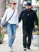 Cameron Diaz and Benji Madden Shop at L.A. Flea Market ...
