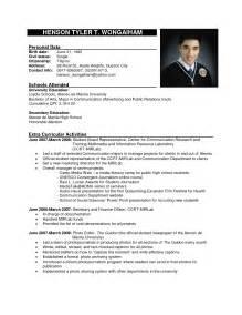 resume templates for civil engineer latest resume pattern