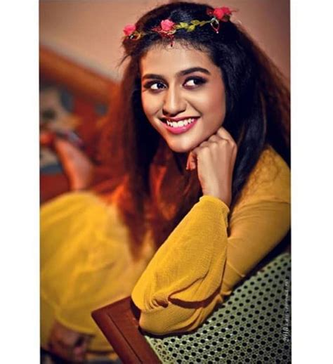 priya prakash varrier first film omg priya prakash varrier just won her first award and no