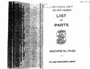 79-103 Manuals