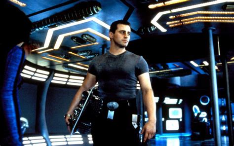 Lost In Space (1998) With Matt Leblanc As Maj. Don